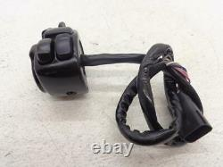 07-13 Harley Davidson Touring RIGHT HANDLEBAR CONTROL SWITCH CRUISE UP DOWN