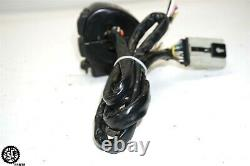 09-13 Harley Davidson Touring Road Glide Left Control Headlight Switch