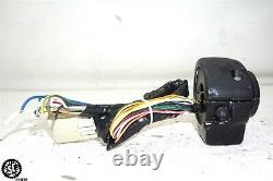 09-13 Harley Touring Street Glide Left Control Headlight Switch