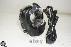 16-20 Harley Touring Road Glide Left Control Headlight Switch