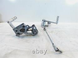 1987 Harley Davidson FXR Brake Pedal & Shifter Pedal Forward Controls Kit Lot