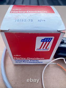 70182-79 NOS Original Harley Handlebar Switch Control Shovelhead & Sportster 170
