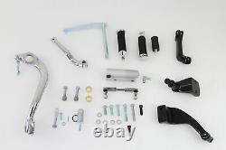 FXR Mid Control Kit fits Harley-Davidson motorcycles