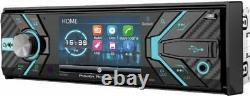 Fits 1998-2013 Harley 3.4 Screen Cd/dvd Bluetooth Usb Aux Eq Car Radio Stereo