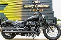 Forward Control for 2018-2020 Harley-Davidson Street Bob (FXBB)