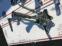 Genuine Harley Davidson Shovelhead. Fx. Fxe. Super Glide. MID Controls. Nice Oem