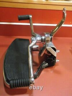 Harley 1998 Heritage Drivers Controls/Floorboards, OEM