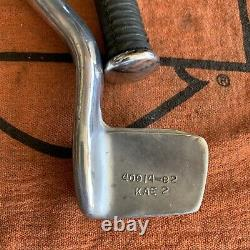 Harley Davidson FXR FXRT FXRP Mid Controls Brake pedal Footpeg mounts 1982-1994