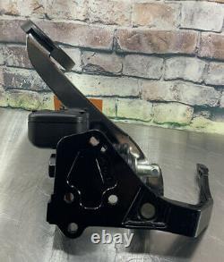 Harley Davidson Foot Control Brake Side Assembly 2010 Cross Bones NiceR