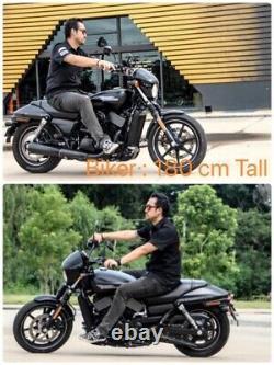 Harley-Davidson Street 500/750 forward control + Brake line set. (For 2014-2015)