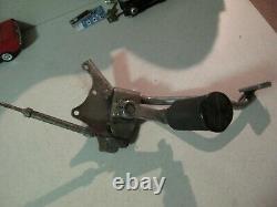 Harley OEM Shovelhead FX Right Mid Mount Controls Brake Pedal Assembly