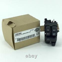 NOS Genuine Harley Switch Pack Left Hand Control Bezel & Cruise 71500236A