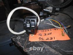 NOS Harley Davidson LH Left Handlebar Horn Dimmer Winker Control Switch 70282-84