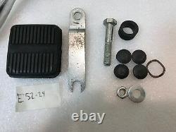 OEM Harley-Davidson Dyna Standard Forward Controls