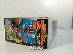 Tyco Remote Control 6V Jet Turbo Harley-Davidson Motorcycle Red Vintage 1994